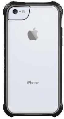 Griffin Survivor Clear Clove Apple iPhone 5C Zwart