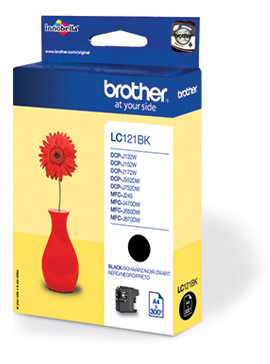 Brother LC-121BK
