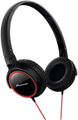 Pioneer SE-MJ512 Rood