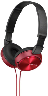 Sony MDR-ZX310 Rood