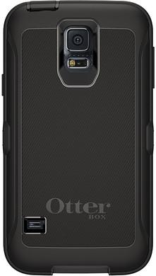 OtterBox Defender Case Samsung Galaxy S5 Zwart