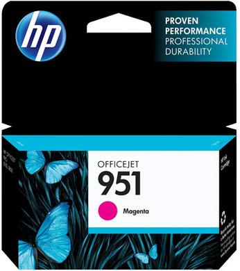 HP 951 Cartridge Magenta (CN051AE)