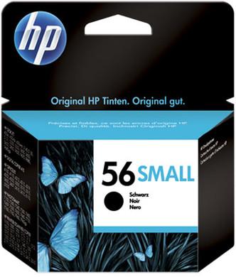 HP 56 Cartridge Zwart (C6656GE)