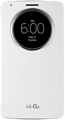 LG G3 QuickCircle Cover Wit