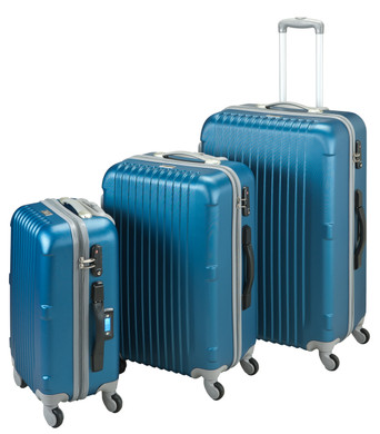 Princess Traveller San Francisco Set 3 Stuks Blauw