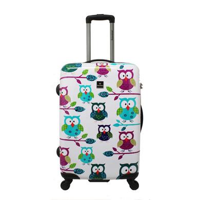 Saxoline Owls 4 Wheel Trolley Owls 60 cm