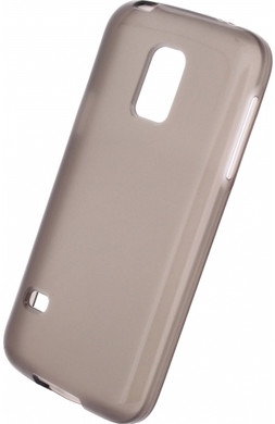 Xccess TPU Case Samsung Galaxy S5 Mini Transparant Zwart