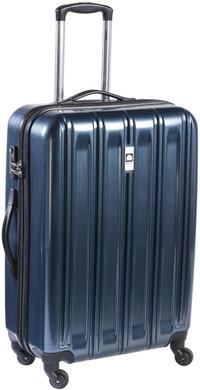 Delsey Air Longitude 4 Wheel Trolley Case 69 cm Blue