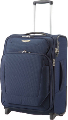 Samsonite Spark Upright Expandable 55 cm Dark Blue