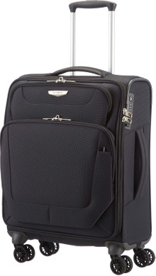 Samsonite Spark Spinner 55/40 cm Black