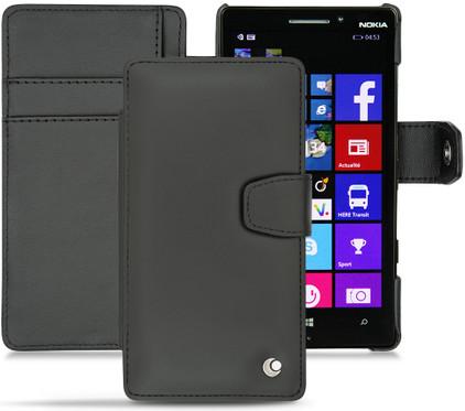 Noreve Tradition B Leather Case Nokia Lumia 930 Zwart