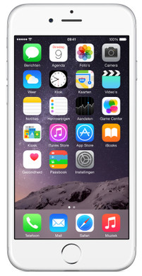 Apple iPhone 6 128 GB Zilver