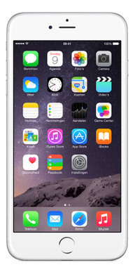 Apple iPhone 6 Plus 128 GB Zilver