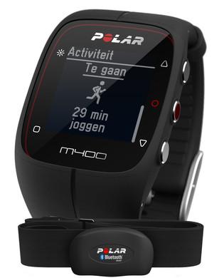Polar M400 Black HR