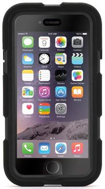 Griffin Survivor All Terrain Apple iPhone 6/6s Zwart
