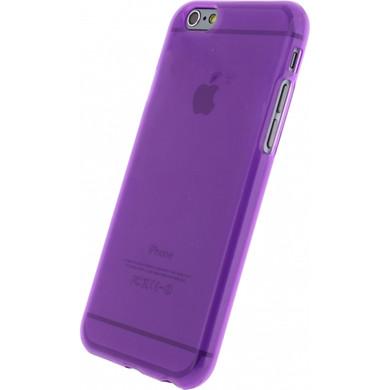 Mobilize Gelly Case Apple iPhone 6/6s Purple Transparant