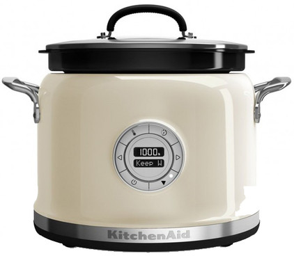 KitchenAid Multicooker Amandelwit