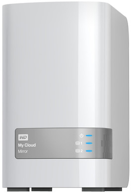 WD My Cloud Mirror V2 8 TB