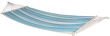 Bo Garden Hangmat Santa Barbara Blauw/Donker Blauw/Beige