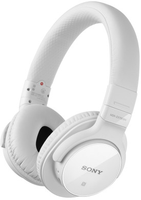 Sony MDR-ZX750BN Wit