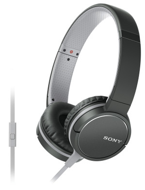 Sony MDR-ZX660AP Zwart
