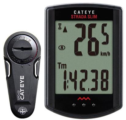Cateye Strada Slim RD310W DL Zwart