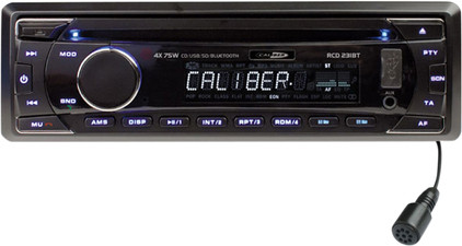 Caliber RCD231BT