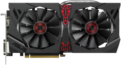 Asus Strix Radeon R9 380 DC2OC 2GD5 Gaming