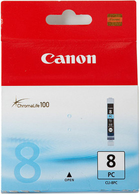 Canon CLI-8 Photo Cyan Double Pack