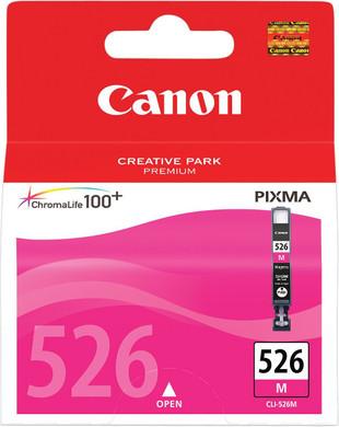 Canon CLI-526M Magenta Ink Cartridge (Rood) (4542B001)