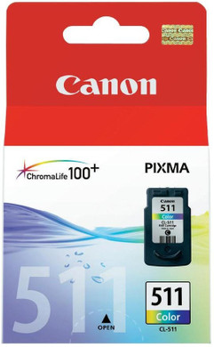 Canon CL-511 Medium Color Ink Cartridge (kleur) (2972B001)