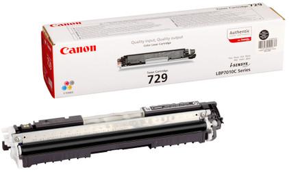 Canon 729BK Toner Zwart (4370B002)