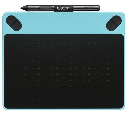 Wacom Intuos Art Blue Pen & Touch Small