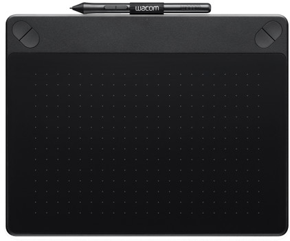 Wacom Intuos Art Black Pen & Touch Medium
