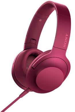 Sony MDR-100AAP Roze