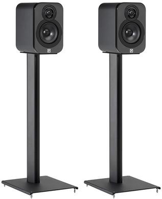Q Acoustics 3000ST Zwart (per paar)