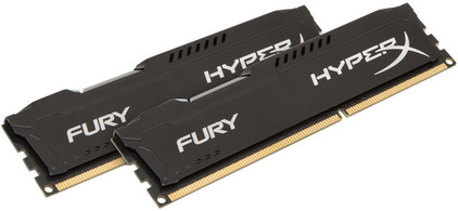 Kingston HyperX Fury 16 GB DIMM DDR4-2666 2 x 8 GB