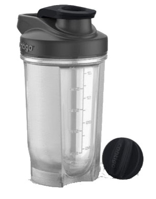 Contigo Shake & Go Fit Protain Shaker 590 ml Black