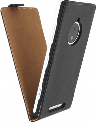Mobilize Classic Flip Case Nokia Lumia 830 Zwart