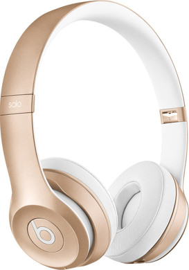 Beats Solo 2 Wireless Goud
