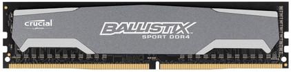 Crucial Ballistix Sport 4 GB DIMM DDR4-2400