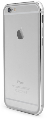 X-Doria Bumper Apple iPhone 6/6s Zilver
