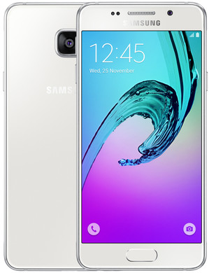 Samsung Galaxy A3 (2016) Wit