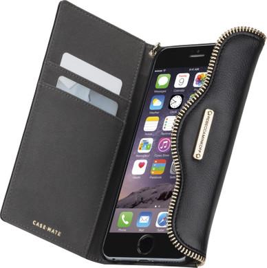 Case-Mate Rebecca Minkoff Wallet Case Apple iPhone 6 Plus/6s Plus Zwart