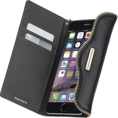 Case-Mate Rebecca Minkoff Wallet Case Apple iPhone 6/6s Zwart