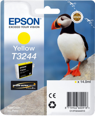 Epson T3244 Cartridge Geel (C13T32444010)