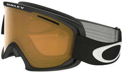 Oakley O2 XL Matte Black + Persimmon Lens