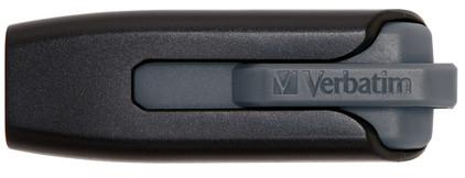Verbatim V3 Usb 3.0 256 GB Grijs