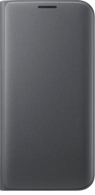 Samsung Galaxy S7 Edge Flip Wallet Zwart