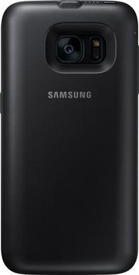 Samsung Galaxy S7 Backpack Battery Case Zwart